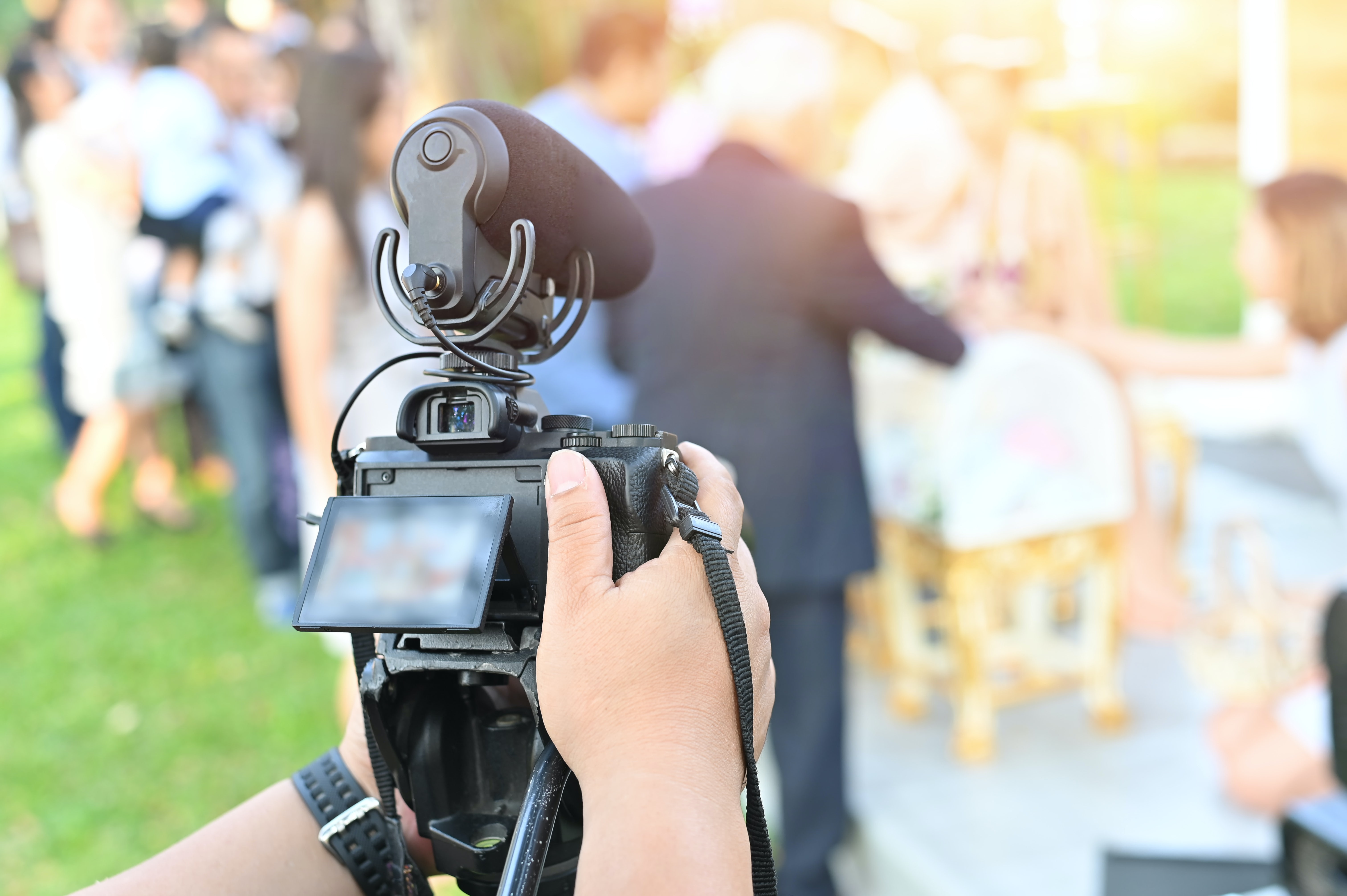 The best videographers report